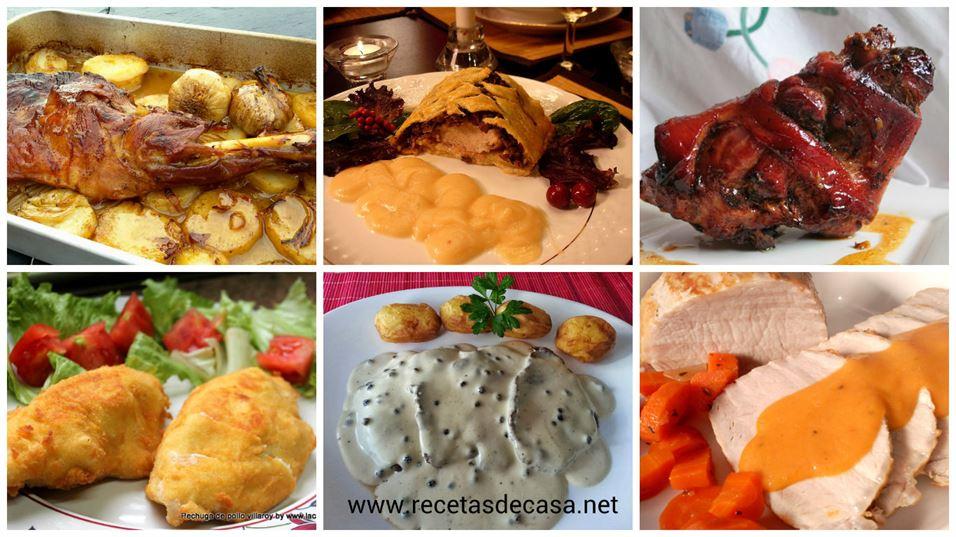 6 recetas de carne especial celebraciones