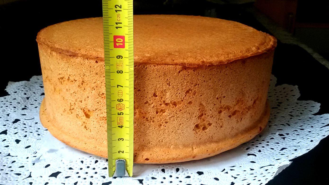 Bizcocho esponjoso b sico anna recetas f ciles - Bizcocho de limon esponjoso ...
