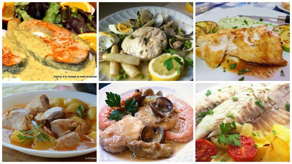 Recetas de pescado fáciles para impresionar
