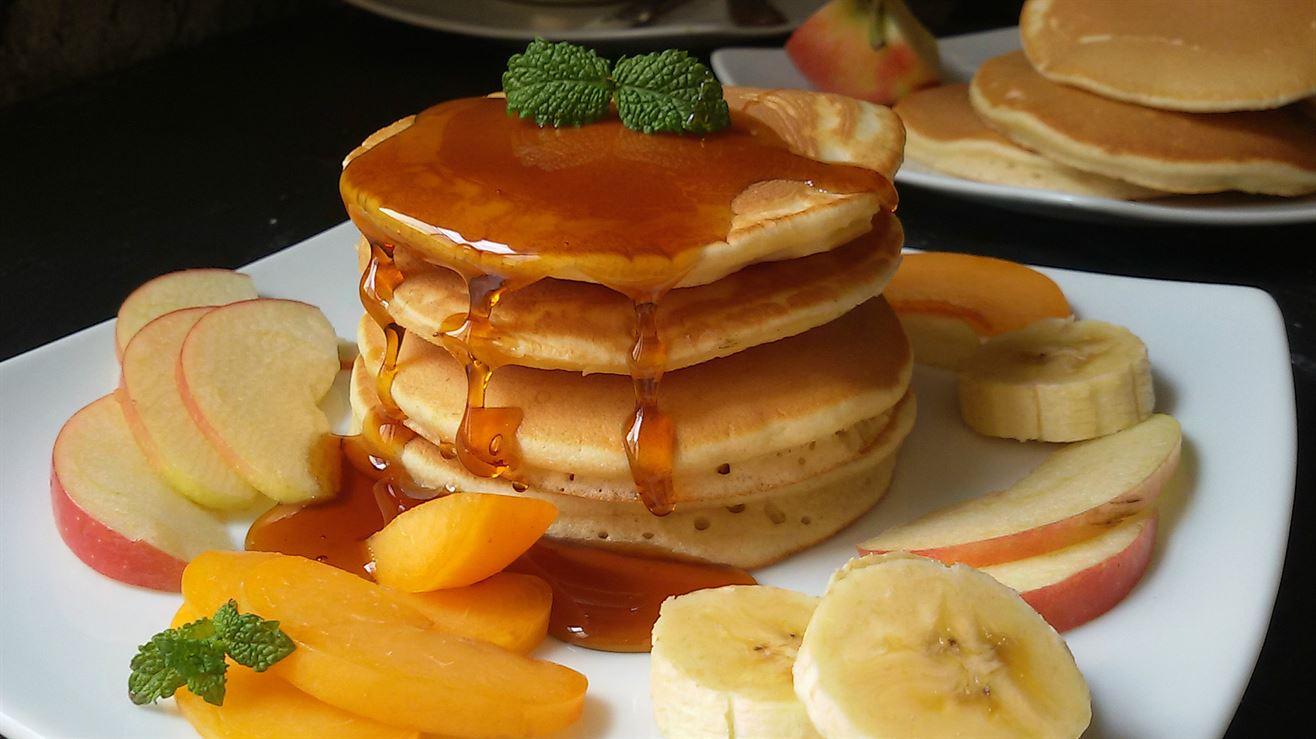 pancakes o tortitas americanas anna recetas f ciles