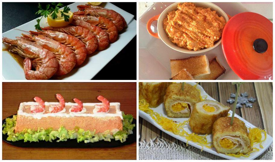 4 entrantes r pidos para celebraciones anna recetas f ciles for Ideas de comidas faciles