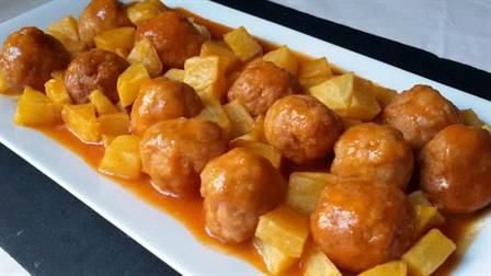 Cocinar Albondigas Caseras | Como Preparar Albondigas Caseras De Carne Y Trucos Para