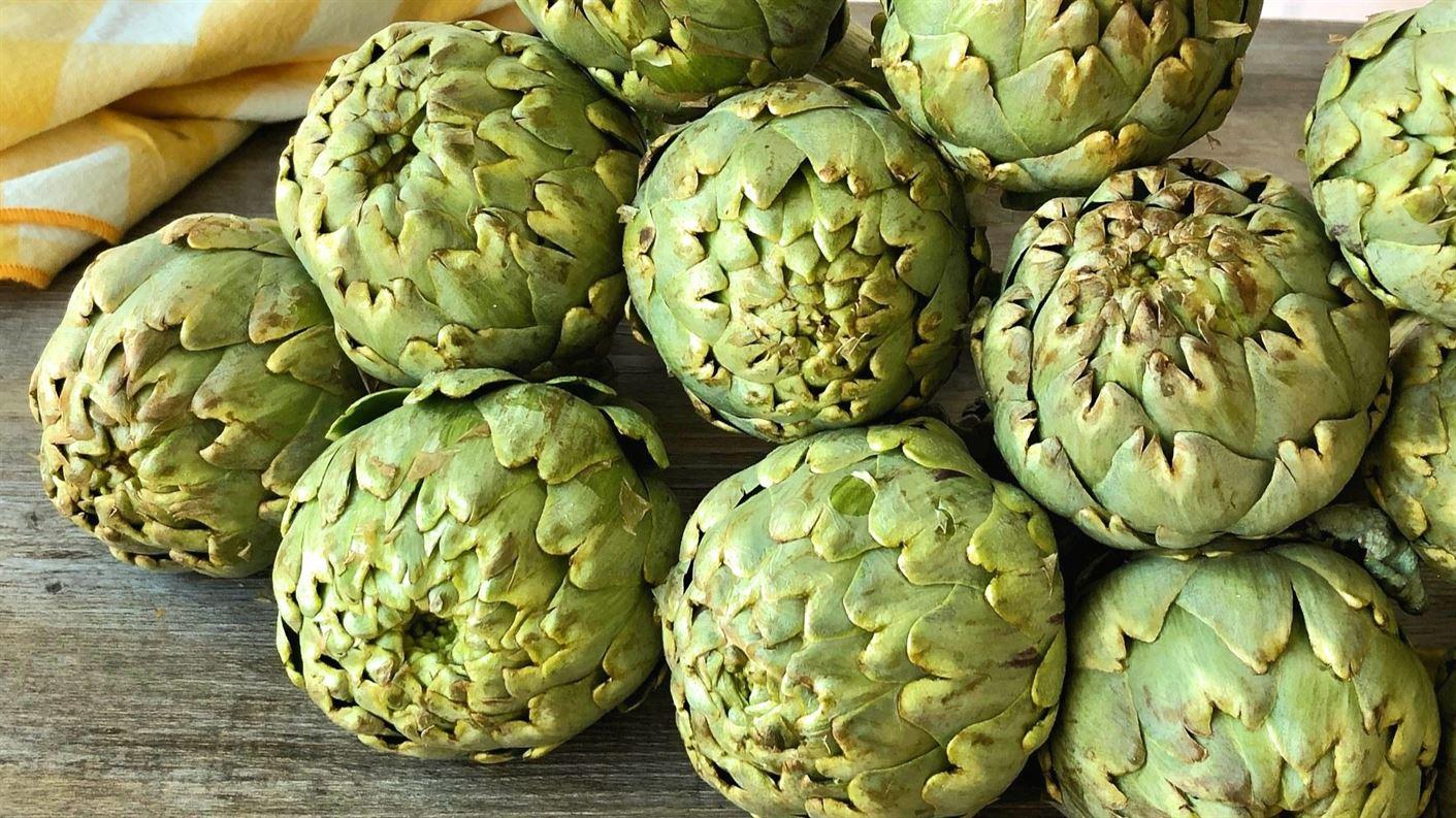 8 beneficios de las alcachofas.