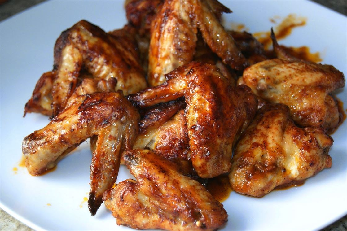 Alitas de pollo en salsa agridulce anna recetas f ciles - Platos de pollo faciles ...