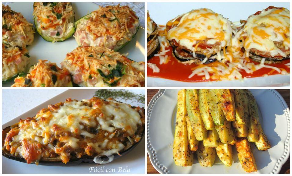 Recetas fáciles de verduras y hortalizas (parte 3)