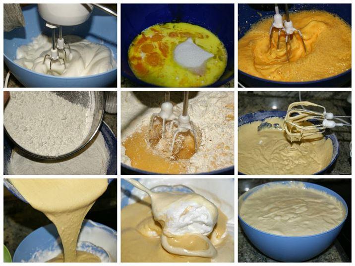 preparacin del bizcocho de cumpleaos xxl with pasteles de cumpleaos para nios faciles