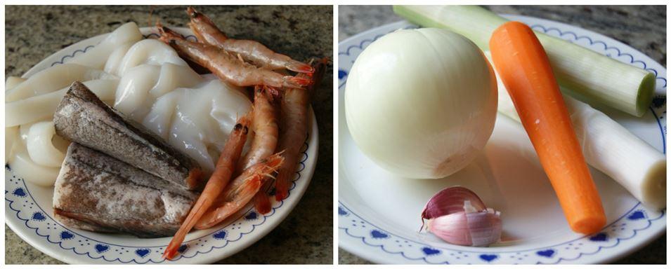C mo preparar un caldo de pescado casero anna recetas for Como cocinar pescado