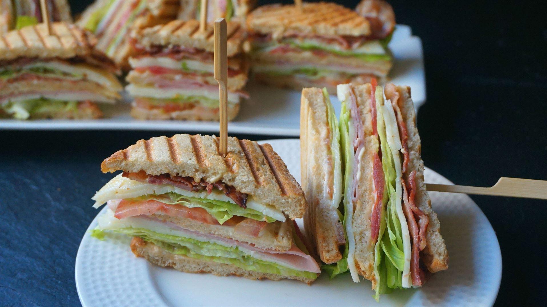 Cub sándwich