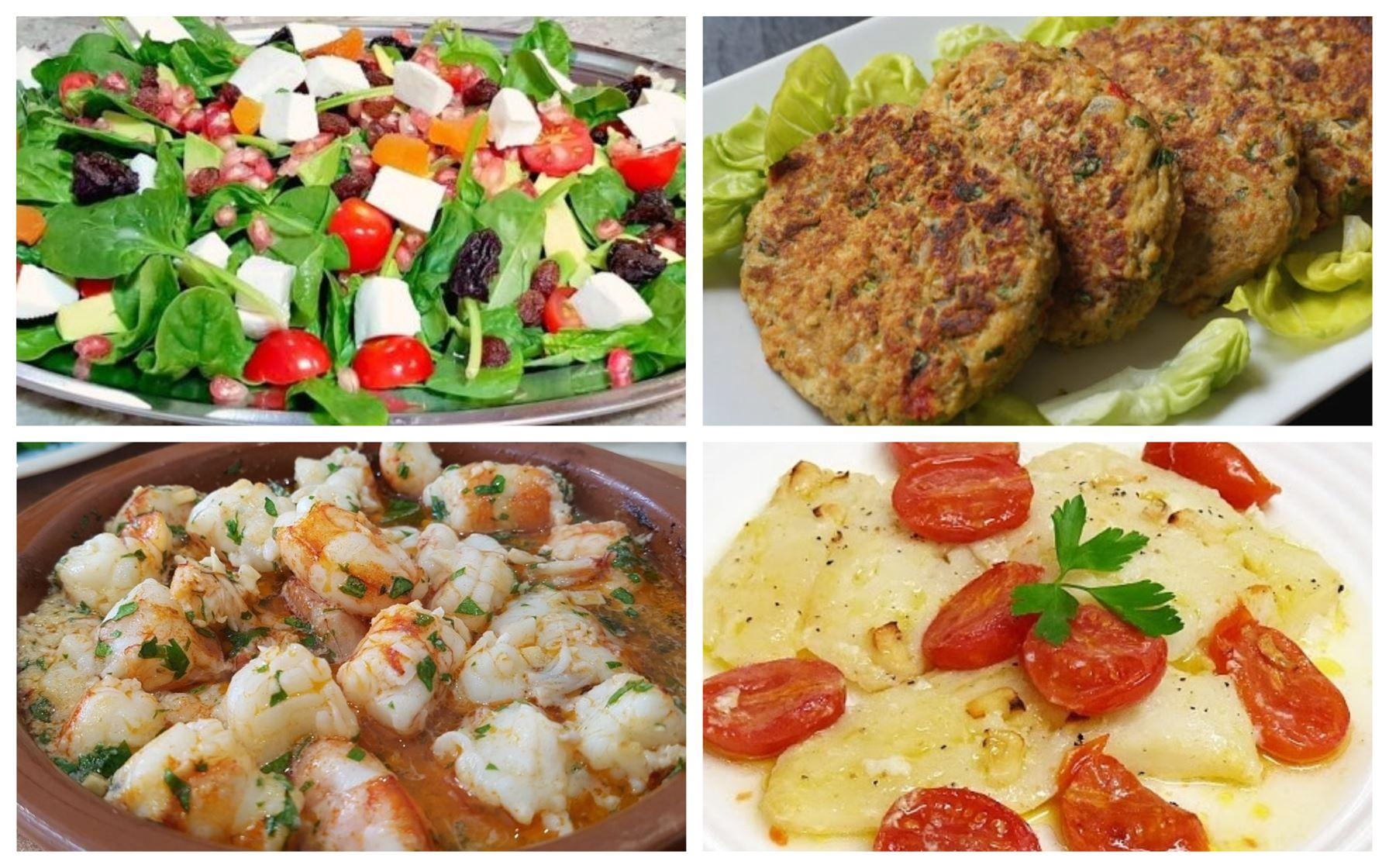 Recetas ligeras fáciles y deliciosas