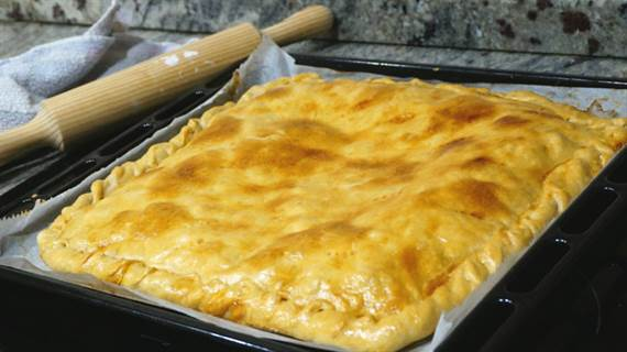 recetas de empanada de pollo