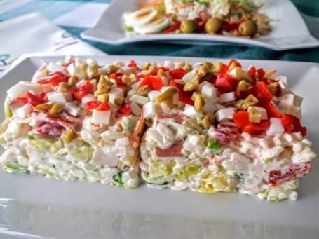 10 ensaladas f ciles y deliciosas anna recetas f ciles - Ensalada de arroz light ...