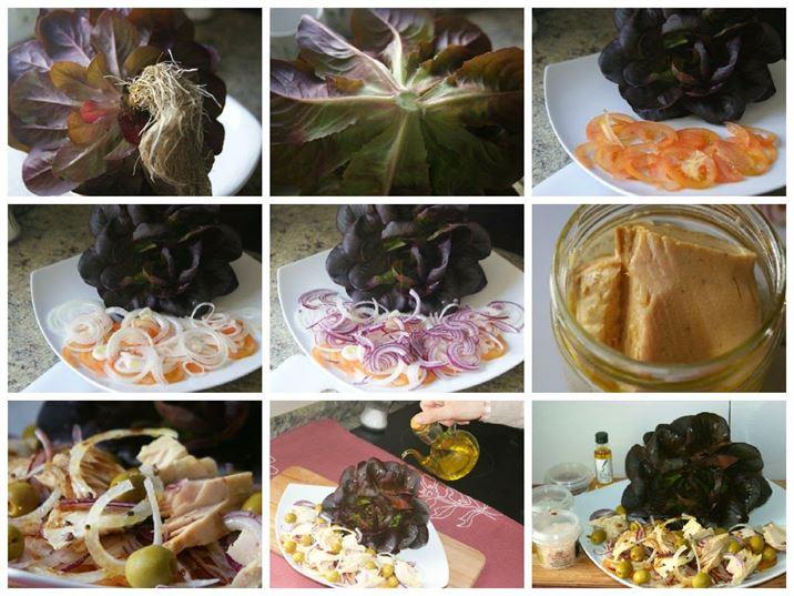Ensalada gourmet anna recetas f ciles - Ensaladas gourmet faciles ...