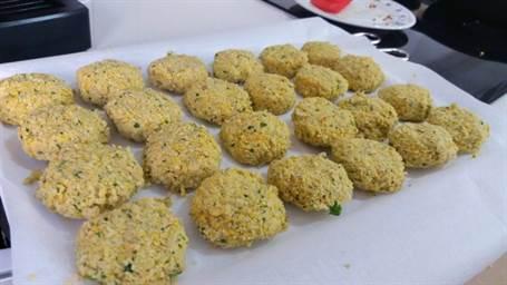 Falafel formados