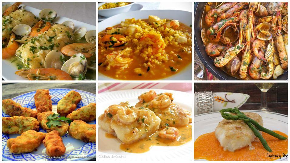 Recetas de pescado fáciles y deliciosas