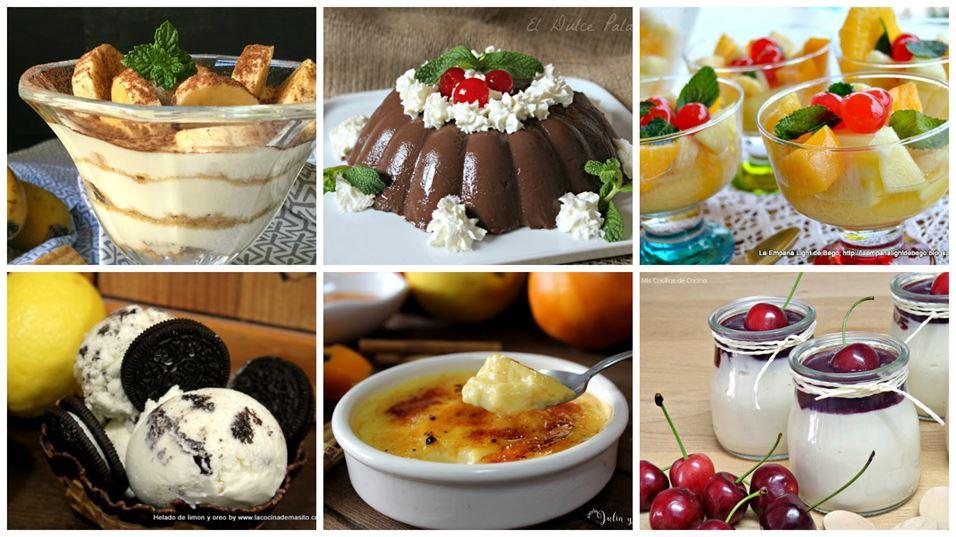 Recetas de postres en menos de 30 minutos anna recetas for Cocinar en 30 minutos