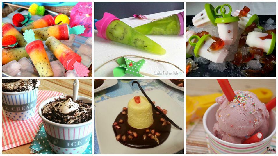 6 recetas de helados caseros f ciles y deliciosos anna for Platos caseros faciles