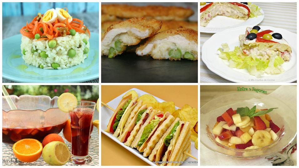 Recetas de picnic para la playa anna recetas f ciles - Platos para picnic ...