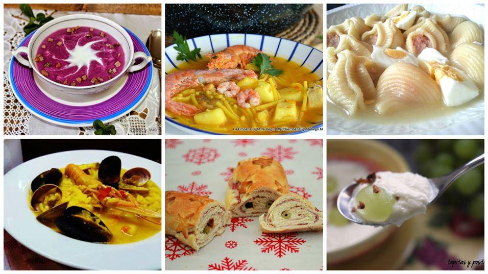 Recetas de primeros platos para días de fiesta (2)
