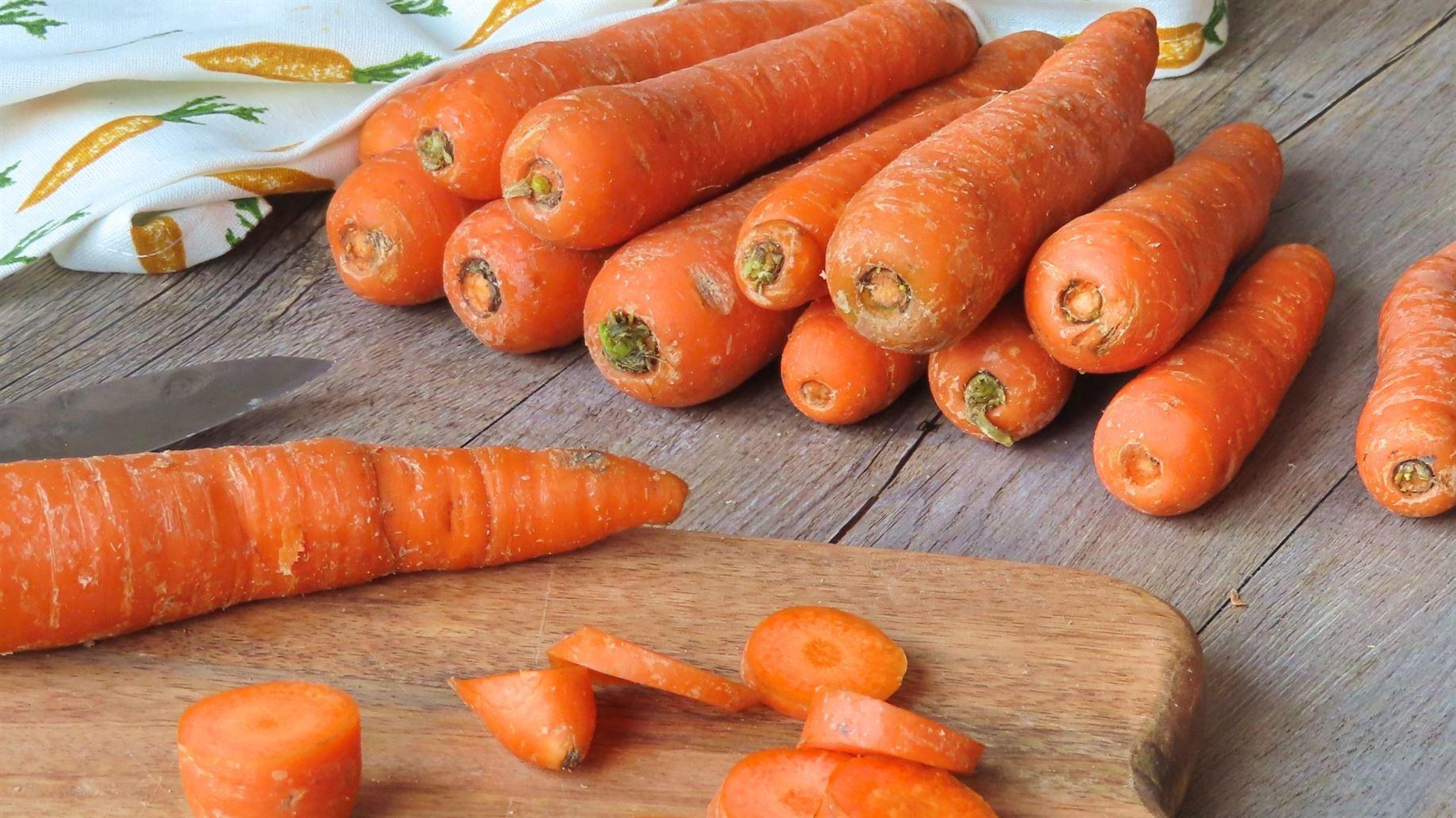 7 formas increíbles de comer zanahoria. Una receta diferente para cada día de la semana