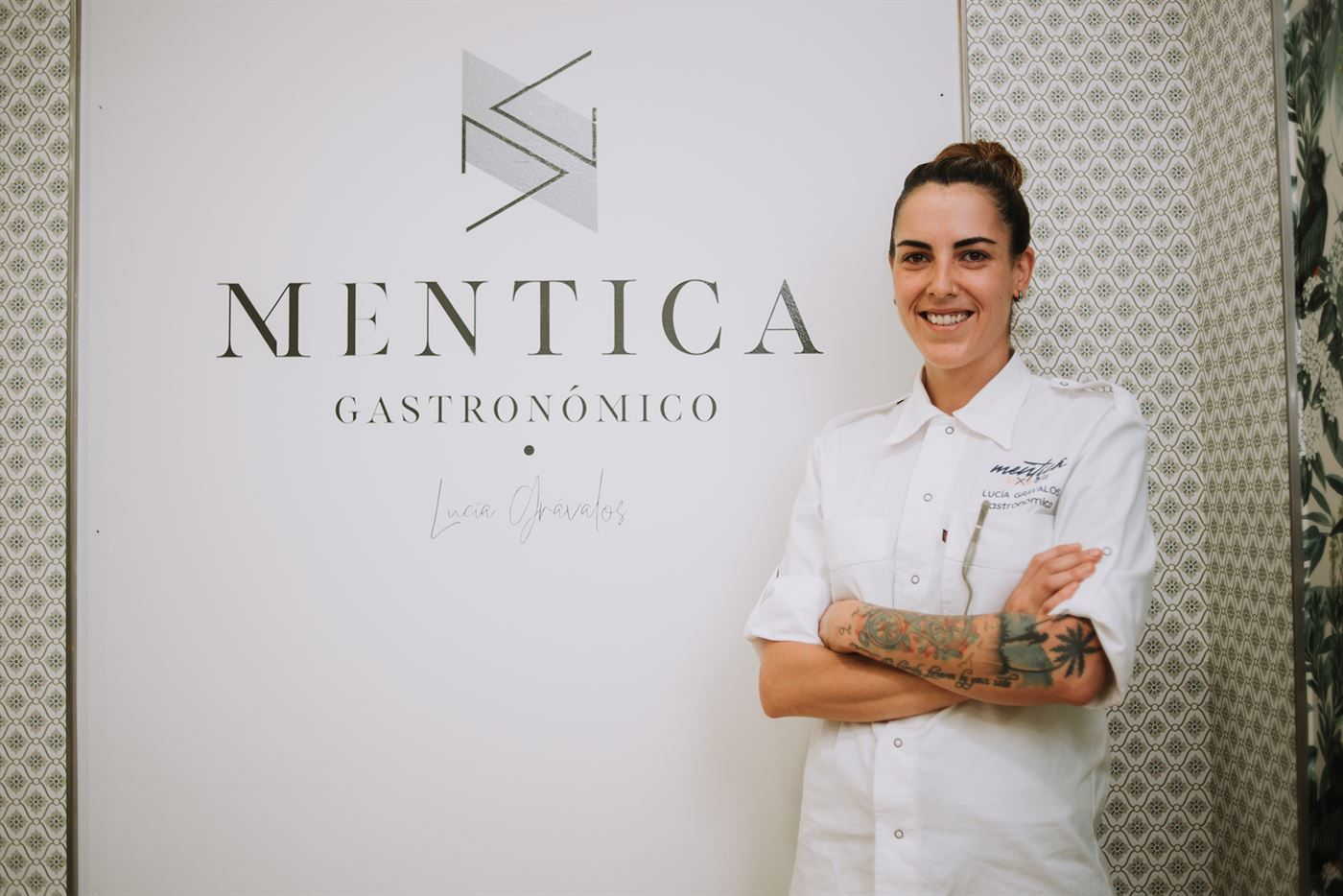 Lucía Grávalos lleva Mentica Gastronómico a su Calahorra natal
