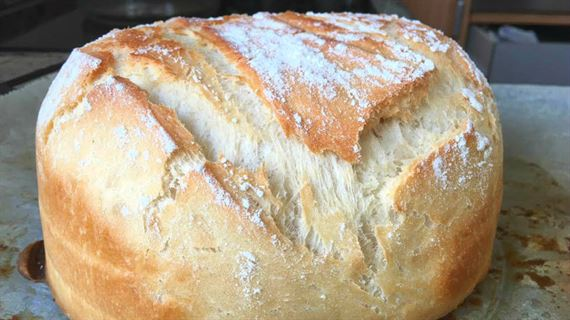 Resultado de imagen para pan casero receta fácil