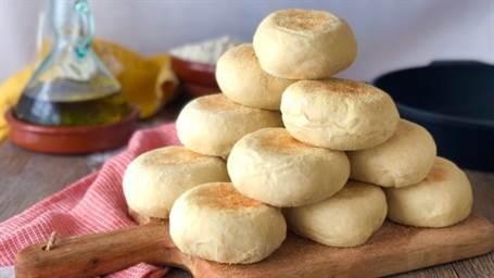 Pan hecho a la sartén