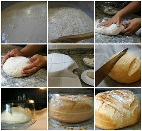 levadura para hacer pan casero