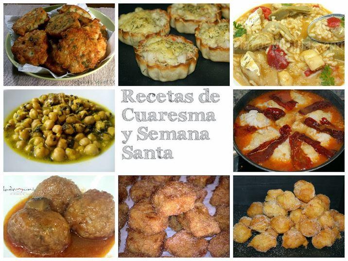 8 recetas de cuaresma y semana santa anna recetas f ciles for Comida semana santa