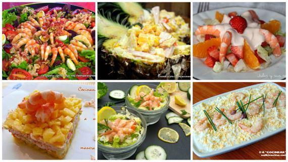 Recetas de ensaladas para das de fiesta 1 Anna Recetas Fciles