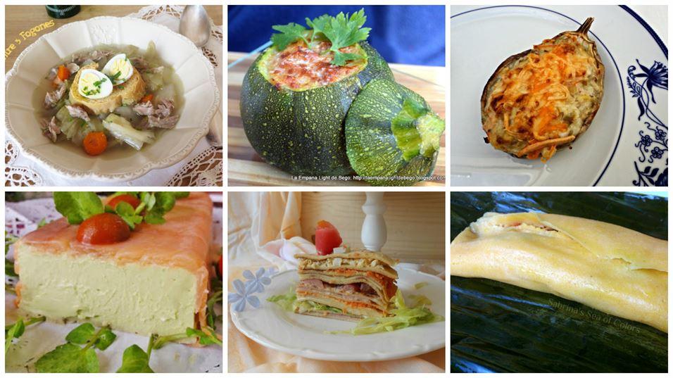 Recetas de primeros platos para días de fiesta (3)