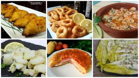 6 recetas de tapas t picas de nuestros bares anna for Canal cocina tapas