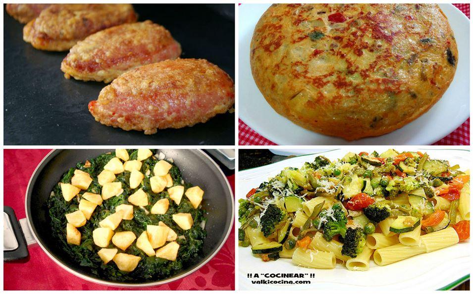 Recetas f ciles de verduras y hortalizas parte 2 anna for Resetas para comidas
