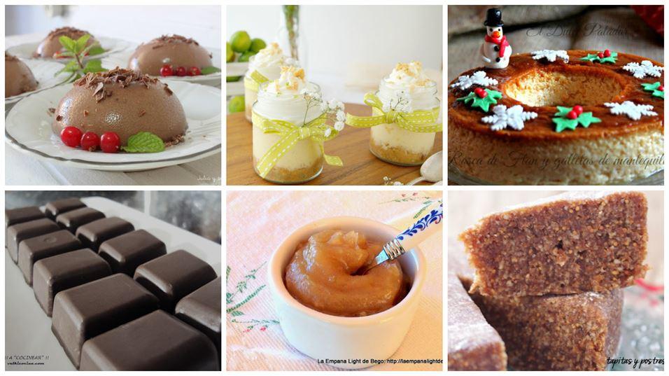 Recetas de postres para d as de fiesta 2 anna recetas for Postres de cuchara