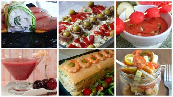 6 refrescantes primeros platos para el verano anna