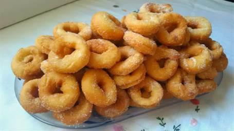 Rosquillas de an s caseras anna recetas f ciles for Platos caseros faciles