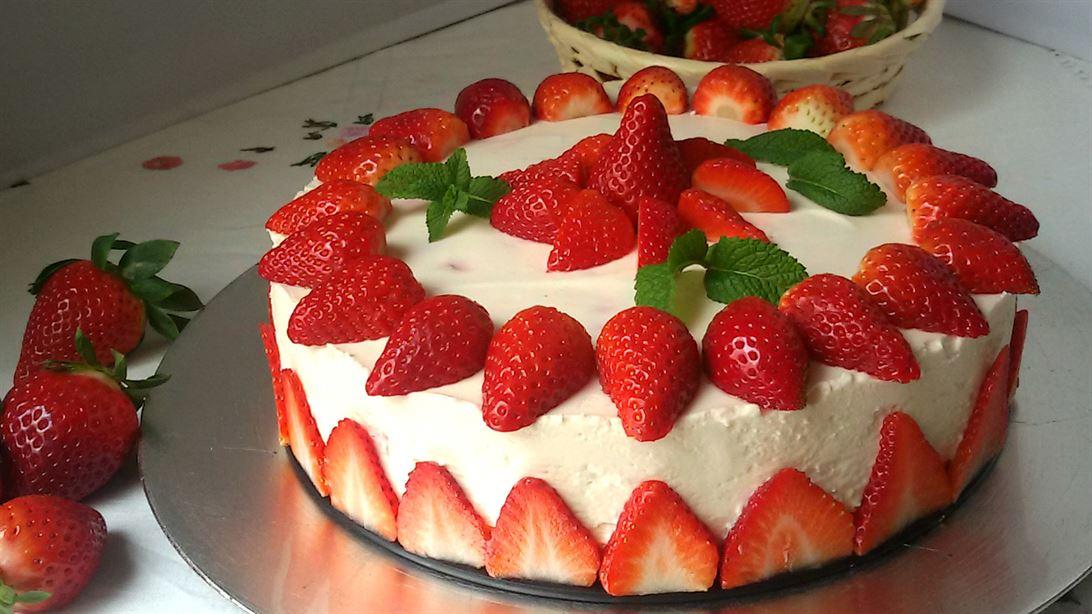 Resultado de imagen para recetas con fresas