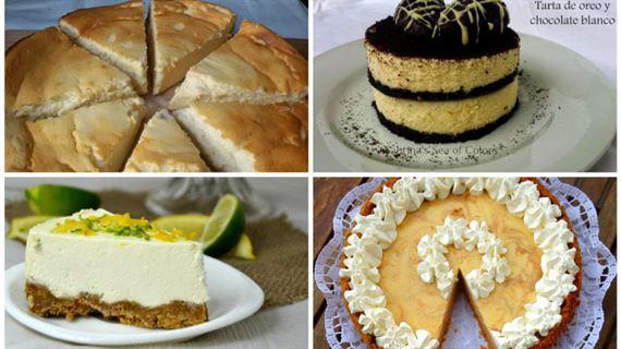 Tartas de queso con las que triunfarás (parte 1)