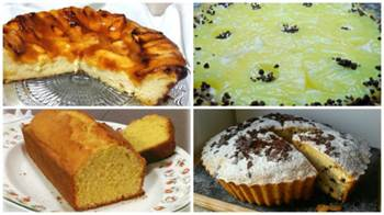 Pinchos de tarta de crema interracial gratis
