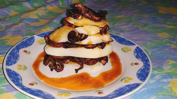 Pulpo a la gallega cocinar for Cocinar pulpo