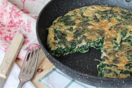 recetas con espinacas faciles
