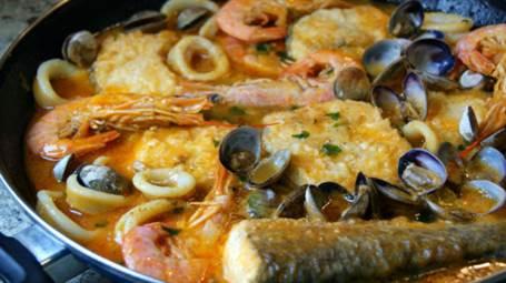Recetas de pescado para d as de fiesta 3 anna recetas for Cocinar zarzuela